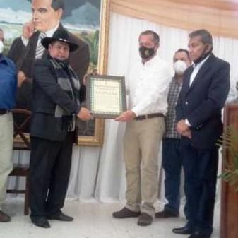 Diario Frontera, Frontera Digital,  ASODEGAA, Panamericana, ,Gobernación de Mérida otorgó reconocimiento a Asodegaa