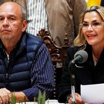 """Diario Frontera, Frontera Digital,  BOLIVIA, MURILLO, Internacionales, ,Arrestan en EEUU al """"número dos""""  de la expresidenta de Bolivia, Jeanine Áñez"""