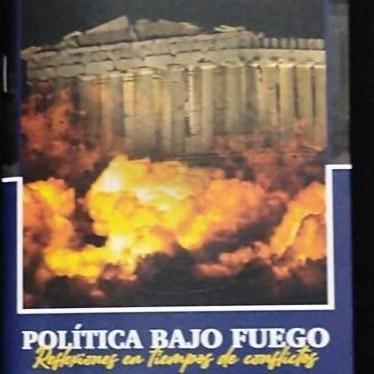 """Diario Frontera, Frontera Digital,  BAUTIZAN LIBRO """"Política bajo fuego"""", Regionales, ,Este martes se bautiza el libro intulado: """"Política bajo fuego"""""""