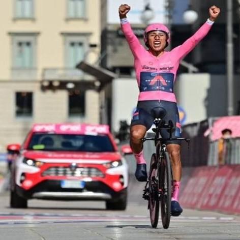 Diario Frontera, Frontera Digital,  EGAN BERNAL, Deportes, ,Egan Bernal es el campeón del Giro de Italia