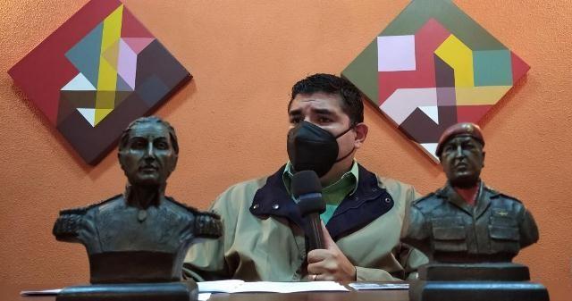 Diario Frontera, Frontera Digital,  VACUNAS EN MÉRIDA, Salud, ,Jehyson Guzmán anunció llegada de 32.700 vacunas contra La COVID-19 a Mérida