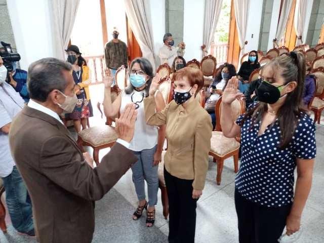 Diario Frontera, Frontera Digital,  Margarita de Aguirre, iahula, nueva directiva, Salud, ,Neumólogo Margarita de Aguirre asume la dirección del IAHULA