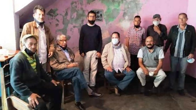 https://www.fronteradigital.com.ve/En el municipio Miranda de Mérida se reestructuró el partido Copei
