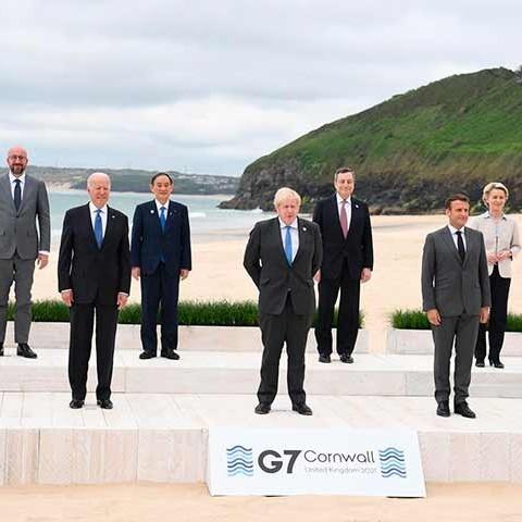 Diario Frontera, Frontera Digital,  G7, Internacionales, ,Comienza primera gran cumbre del G7 desde la pandemia