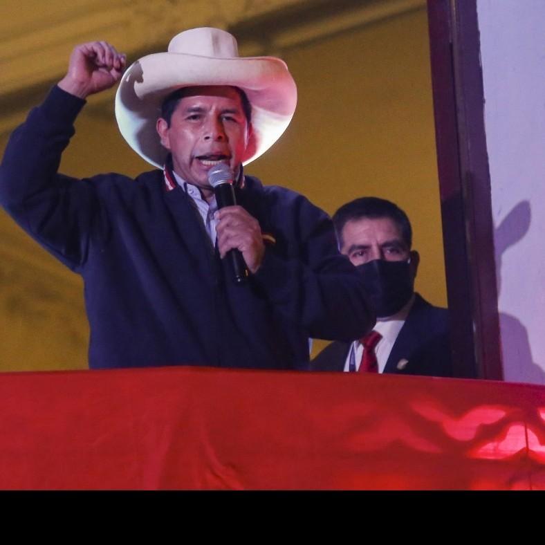 Diario Frontera, Frontera Digital,  PEDRO CASTILLO, Internacionales, ,Pedro Castillo mantiene liderazgo  en segunda vuelta por la Presidencia de Perú
