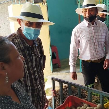 Diario Frontera, Frontera Digital,  EDGAR MÁRQUEZ, Politica, Panamericana, ,Edgar Márquez conoció la enorme crisis de los productores agrícolas de Tucaní
