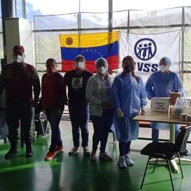 Diario Frontera, Frontera Digital,  GIMNASIO VERTICAL MÉRIDA, VACUNACIÓN, Salud, ,Vacunación contra la COVID-19  de pacientes oncológicos y renales en hemodiálisis inició en Mérida
