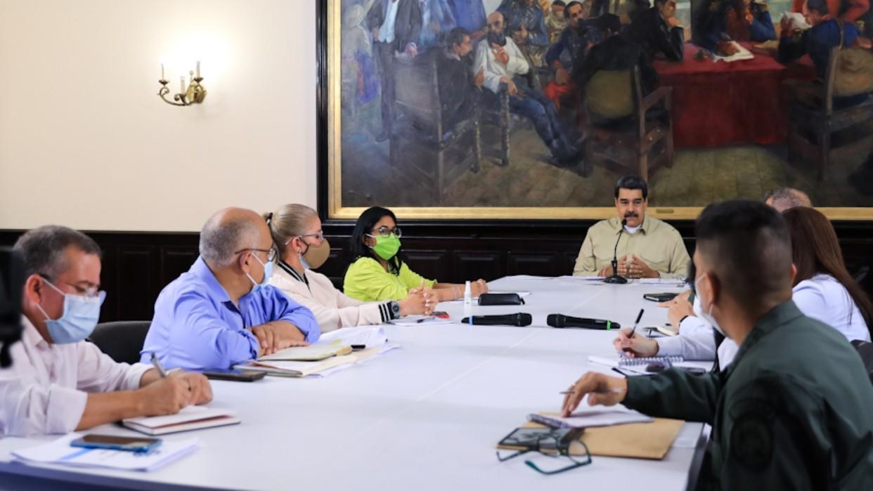 Diario Frontera, Frontera Digital,  PRESIDENTE NICOLÁS MADURO MOROS, Nacionales, ,Gobierno anuncia llegada de la variante delta a Venezuela  y mantiene el método 7+7
