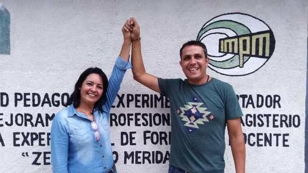 https://www.fronteradigital.com.ve/Encuesta en municipio Zea arrojó como resultado  que Víctor Bustamante (Copei) es el candidato opositor