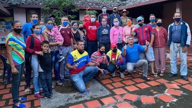 """https://www.fronteradigital.com.ve/""""CADA MONTAÑA UNA TRINCHERA REVOLUCIONARIA CON RAMÓN LOBO"""""""