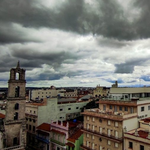 Diario Frontera, Frontera Digital,  TORMENTA GOLPEA CUBA, ELSA, Internacionales, ,La tormenta Elsa golpea Cuba con fuertes y peligrosas lluvias