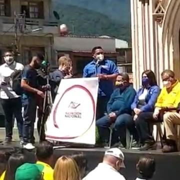 Diario Frontera, Frontera Digital,  UNT, LUIS MILLÁN, Politica, ,Luis Millán, UNT Mérida: Unidos debemos  reconquistar la democracia en Venezuela