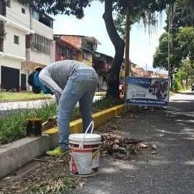 Diario Frontera, Frontera Digital,  INMIVI, GOBIERNO DE MÉRIDA, Regionales, ,Inmivi rehabilita avenida Humberto Tejera en Mérida