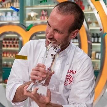 Frontera Digital,  Arnau París, Farándula,  Arnau, ganador de 'MasterChef 9': «No lo cambiaría por el bote de 'Pasapalabra'.  El premio gordo es la cocina»