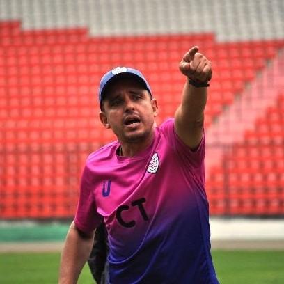 """Diario Frontera, Frontera Digital,  EM F.C., Deportes, ,Leonel Vielma: """"Fue duro, pero al final pudimos conseguir 3 puntos para nosotros"""""""
