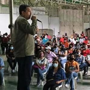 Diario Frontera, Frontera Digital,  RAMÓN LOBO, MUNICIPIO SUCRE DE MÉRIDA, Politica, ,RAMÓN LOBO Y ARON VARELA GARANTIZAN EL REENCUENTRO DEL CHAVISMO