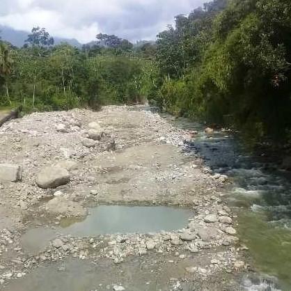 Diario Frontera, Frontera Digital,  LAS ADJUNTAS, MUCUJEPE, Panamericana, ,Familias y productores del sector Las Adjuntas  fueron beneficiados con la canalización del río Mucujepe