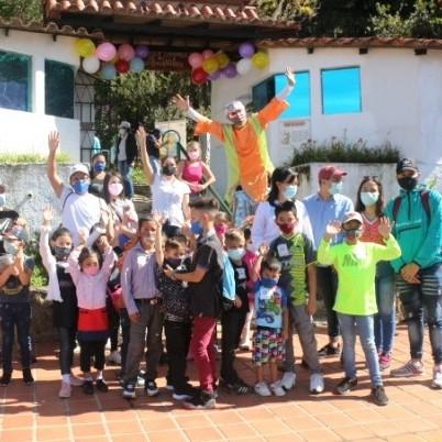 Diario Frontera, Frontera Digital,  DÍA DEL NIÑO, PARQUE LOS CHORROS DE MILLA, Regionales, ,Ejecutivo regional celebró Día del Niño en el Parque Zoológico Chorros de Milla
