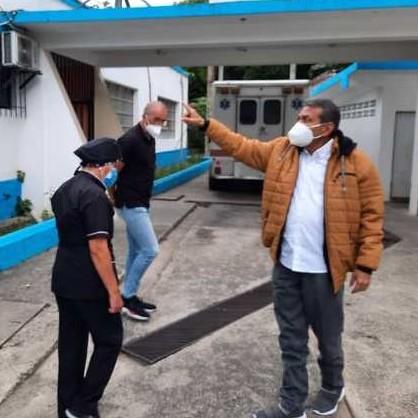 Diario Frontera, Frontera Digital,  GOBIERNO DE MÉRIDA, RAMÓN GUEVARA, Mocoties, ,Gobernador Ramón Guevara entregó  rehabilitación del hospital Heriberto Romero