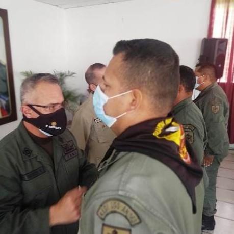 Diario Frontera, Frontera Digital,  Comando de Zona 22 GNB, Regionales, ,Comando de Zona 22 GNB entregó condecoraciones e Insignes al personal militar y civil