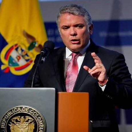Frontera Digital,  IVÁN DUQUE, Internacionales,  Duque pide a EEUU se declare a Venezuela  como «promotor del terrorismo»