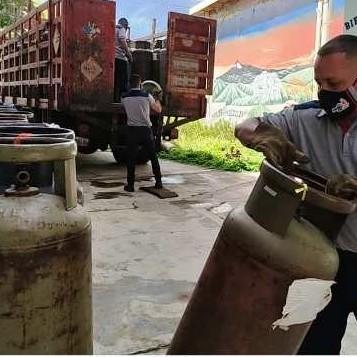 Diario Frontera, Frontera Digital,  NEVADO GAS, Regionales, ,Nevado Gas ha distribuido en los últimos días más de 850 mil litros de GLP