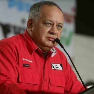 Diario Frontera, Frontera Digital,  DIOSDADO CABELLO RONDÓN, Nacionales, ,Diosdado Cabello: Gobernadores con menos de 35%  de apoyo en postulaciones no serán candidatos