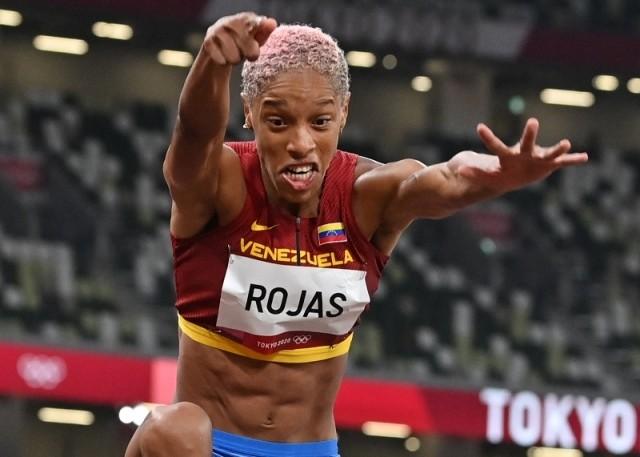 Diario Frontera, Frontera Digital,  yulimar rojas, Deportes, ,Yulimar Rojas gana con récord mundial  el salto triple de los Juegos Olímpicos