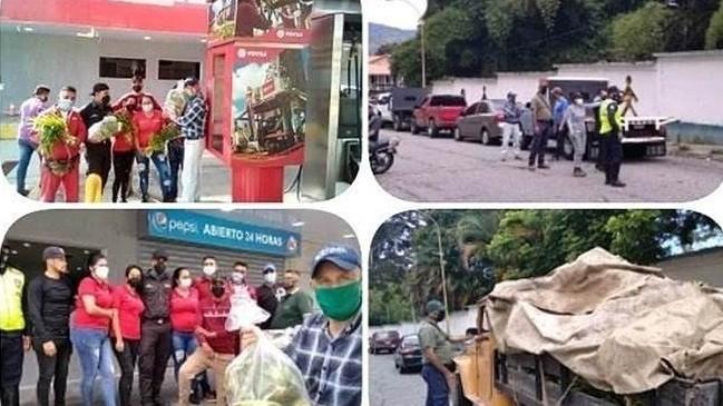 https://www.fronteradigital.com.ve/Ejecutivo Nacional a través de MinPetróleo  atiende a productores del estado Mérida
