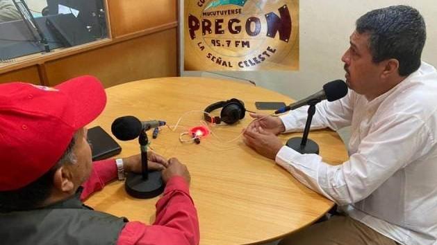 https://www.fronteradigital.com.ve/RADIO PREGÓN 95.7 FM TRANSMITIÓ PROPUESTAS DE RAMÓN LOBO