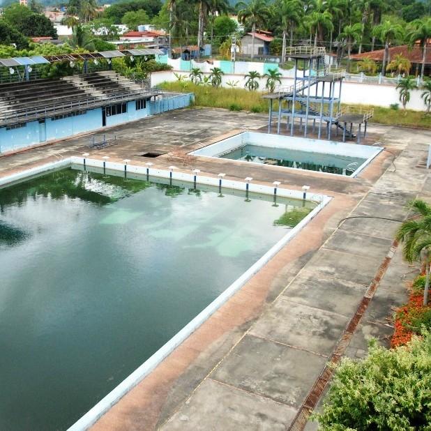 Diario Frontera, Frontera Digital,  PISCINAS, Deportes, ,Yovanny Rojas: Ha costado mucho tiempo y dinero rescate de piscinas de El Vigía
