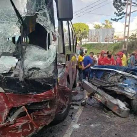 Diario Frontera, Frontera Digital,  SEIS FALLECIDOS EN CAPACHO, TÁCHIRA, Sucesos, ,TÁCHIRA: Al menos 6 muertos en trágico accidente en vía hacia Capacho