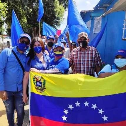 Diario Frontera, Frontera Digital,  LILIANA GUERRERO, Politica, ,Liliana Guerrero: solo en unidad  podremos recuperar la democracia en el país