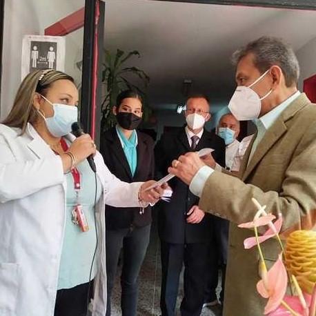 Diario Frontera, Frontera Digital,  GOBIERNO DE MÉRIDA, Salud, ,Corposalud es ejemplo de servicio para los merideños