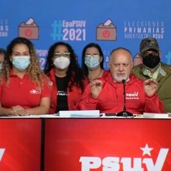 Diario Frontera, Frontera Digital,  DIOSDADO CABELLO RONDÓN, Politica, ,PSUV presentó candidatos en alcaldías de Gúarico, Lara y Mérida