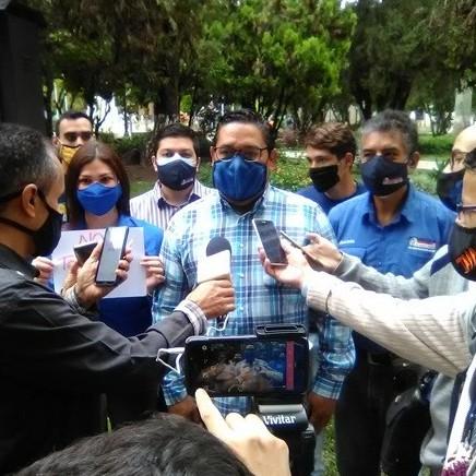Diario Frontera, Frontera Digital,  UNT, LUIS MILLÁN, Politica, ,Luis Millán: En Mérida debe reforzarse la seguridad policial