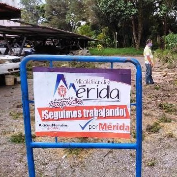 """Diario Frontera, Frontera Digital,  LOS SAMANES, ALCALDÍA DE MÉRIDA, Regionales, ,Alcides Monsalve: """"Jornada de desmalezamiento  y tala de árboles efectuamos en residencias Los Samanes"""""""