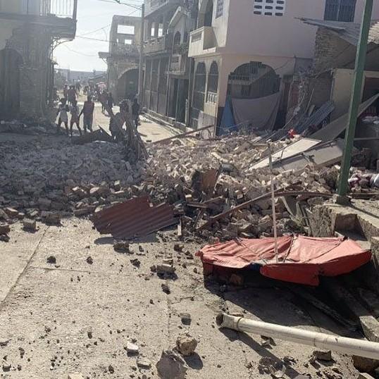 Diario Frontera, Frontera Digital,  TERREMOTO, HAITÍ, Internacionales, ,Hasta ahora se cuentan 724 muertos por terremoto de 7,2 en Haití