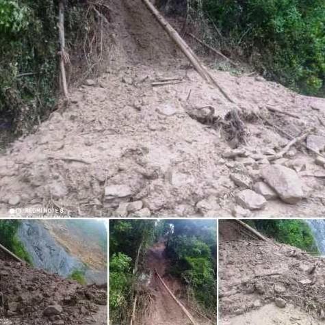 Diario Frontera, Frontera Digital,  NO HAY PASO VEHICULAR ZEA-PANAMERICANA, Mocoties, ,NO HAY PASO VEHICULAR ZEA-PANAMERICANA