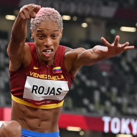 Frontera Digital,  yulimar rojas, Deportes,  Yulimar Rojas gana con récord mundial  el salto triple de los Juegos Olímpicos