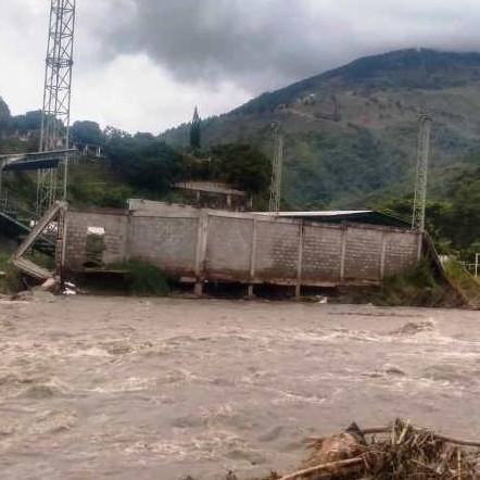 Diario Frontera, Frontera Digital,  solidarios con el valle del motoctíes, lluvias, gobierno de mérida, Regionales, ,Ejecutivo Regional desplegado en El Valle del Mocotíes