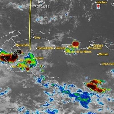 Diario Frontera, Frontera Digital,  INAMEH, Nacionales, ,Se esperan lluvias en los próximos 10 días en gran parte de país
