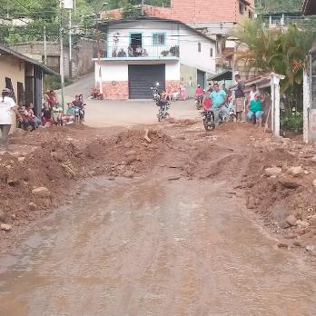 Diario Frontera, Frontera Digital,  MUNICIPIO ANTONIO PINTO SALINAS, SANTA CRUZ DE MORA, Mocoties, ,Casi 50 viviendas afectadas en Pinto Salinas  por las fuertes lluvias del pasado lunes