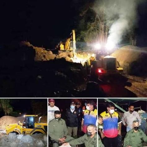 Diario Frontera, Frontera Digital,  TOVAR, Mocoties, ,HOY ACCEDEN A LAS ZONAS DE EMERGENCIAS EN EL MUNICIPIO TOVAR