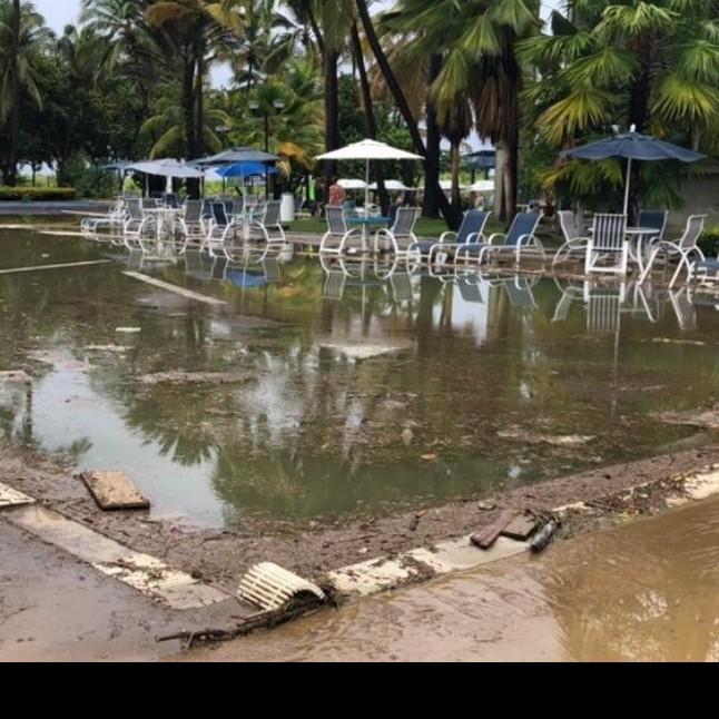 Diario Frontera, Frontera Digital,  ALERTA EN LA GUAIRA, Nacionales, ,Alerta en La Guaira: Continuas precipitaciones  dejan inundaciones y ríos desbordados