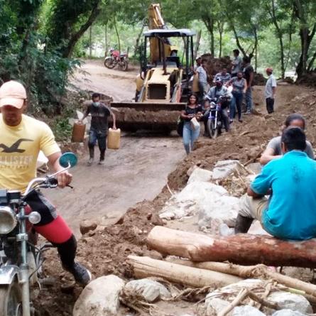 """Diario Frontera, Frontera Digital,  ALCALDE EDGAR MÁRQUEZ, Mocoties, ,Edgar Márquez: """"Se debe disponer de recursos  para una política de mantenimiento de afluentes"""""""