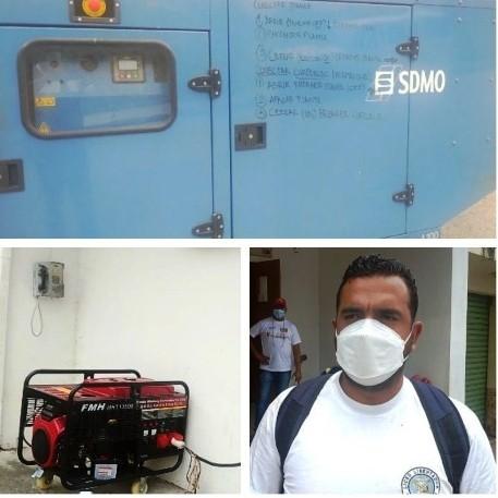 Diario Frontera, Frontera Digital,  CDI y Unidad de Diálisis de Tovar, Salud, ,CDI y Unidad de Diálisis de Tovar  en óptimo funcionamiento con plantas eléctricas