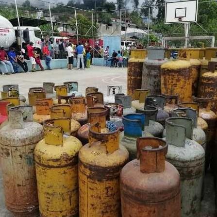 Diario Frontera, Frontera Digital,  NEVADO GAS, Regionales, ,Nevado Gas permanece  en constante atención a familias merideñas