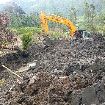 "Diario Frontera, Frontera Digital,  EMBALSE WILMER PÉREZ, Mocoties, ,Gobierno Bolivariano recupera el embalse ""Wilmer Pérez"" de Rivas Dávila"