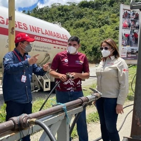 Diario Frontera, Frontera Digital,  NEVADO GAS, VALLE DEL MOCOTÍES, Mocoties, ,Familias tovareñas continúan siendo atendidas con gas doméstico